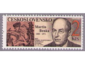 ČS 3000 Deň čs. poštovej známky