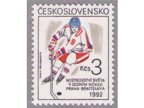 ČS 1992 / 3003 / MS v ľadovom hokeji **