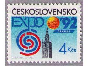 ČS 1992 / 3004 / EXPO 92 Sevilla **