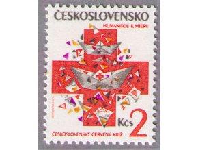 ČS 1992 / 3012 / Čs. Červený kríž **