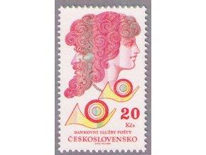 ČS 1992 / 3021 / Poštová banka **