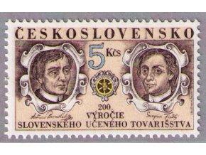 ČS 1992 / 3023 / Učené tovarišstvo **