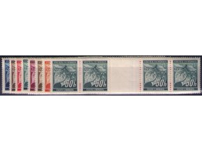 ČaM 020-027 Lipová ratolesť (I) medzihárčie 4-zn