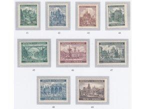 ČaM 041-049 Krajiny, hrady, mestá II.