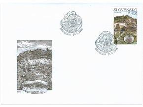 SR 373-374 Ochrana prírody: Sandberg a Šomoška FDC (2)