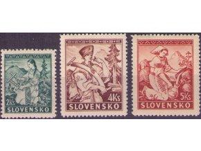 SŠ 040-042 Ľudové motívy  **