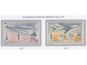 ČS Letecké: L 042-043 ČSA