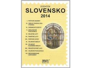 Katalog znamky SR 2014