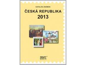 Katalog znamky CR 2013