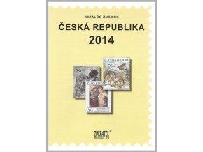 Katalog znamky CR 2014