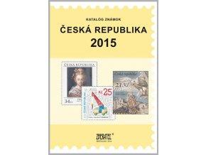 Katalog znamky CR 2015