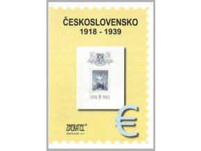 Katalog znamky CSR I
