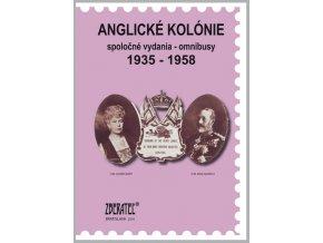 Katalog znamky Ang kol omnibus 1935 1958