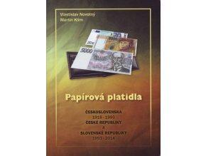 Katalóg bankovky Československo 1918-1992, Česko a Slovensko 1993-2014, Protektorát a Slovenský štát