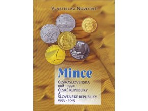 Katalóg mince Československo 1918-1992, Česko a Slovensko 1993-2015, Protektorát a Slovenský štát