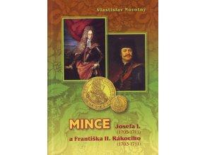 Katalóg mince Jozef I. 1705-1711 a František II. Rákoci 1703-1711