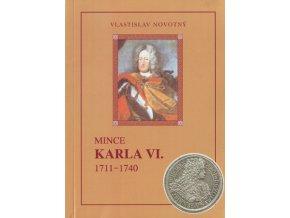 Katalóg mince Karol VI. 1711-1740