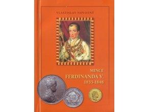Katalóg mince Ferdinand V. 1835-1848