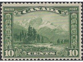 Kanada 1928 / 0134 Národný park **