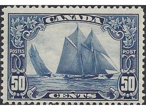 Kanada 1928 / 0137 Plachetnica *