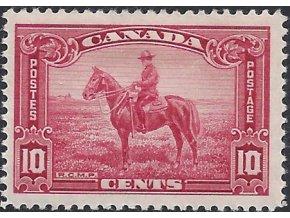 Kanada 1935 / 0190 Jazdecká polícia *