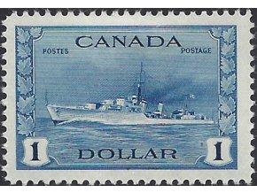 Kanada 1942 / 0229 Bojová loď *
