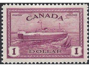 Kanada 1946 / 0240 Dopravná loď *