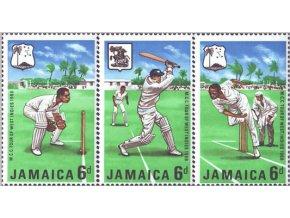Jamajka 1968 / 0268-0270 Kriket klub