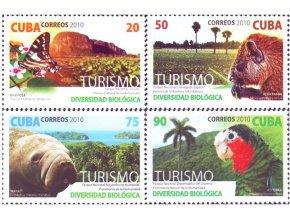 Kuba 2010 / 5452-5455 Turizmus