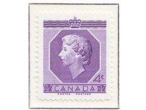 Kanada 1953 / 0282 Korunovácia Alžbety II. **