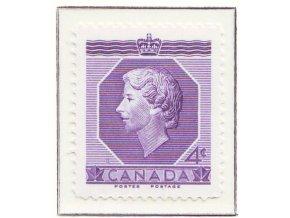 Canada 1953 / 0282 Korunovácia Alžbety II. **