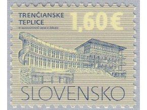 SR 2016 / 606 / Trenčianske Teplice