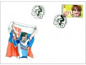 SR 610 MS v cestnej cyklistike - Peter Sagan FDC