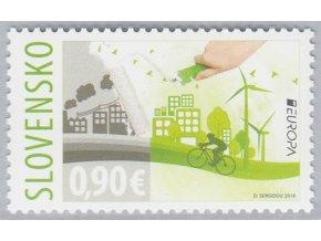 SR 2016 / 611 / EUROPA - mysli zeleno
