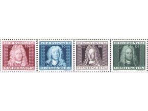 Liechtenstein 0198 0201