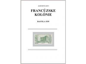 Albumové listy Franc kol 1939 Bastila
