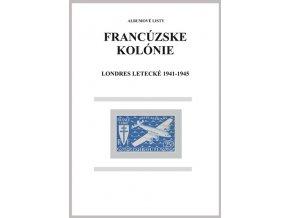 Albumové listy Franc kol 1941-1945 Londres Letecké