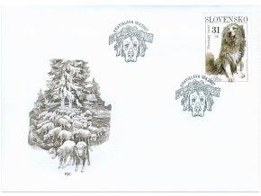 SR 2007 / 394-395 / Ochrana prírody / FDC (2)
