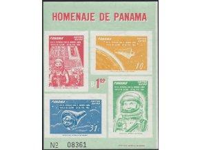 Panama 636 Bl 12