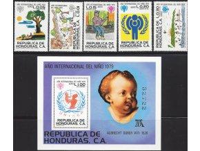 Honduras 960 964 + Bl 32