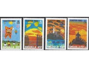Anguilla 0892 0895