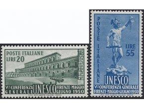 Taliansko 0791 0792