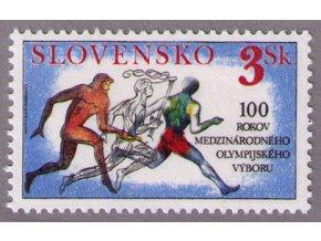 SR 033 Olympijské hnutie