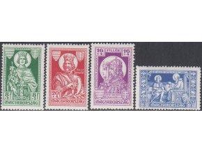Maďarsko 0463 0466