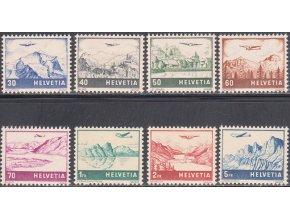 Svajciarsko 0387 0394