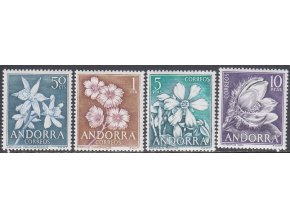 Andorra Sp 0067 0070
