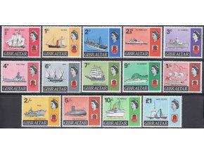 Gibraltar 0188 0201