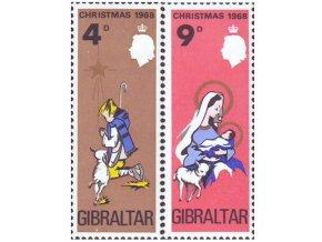 Gibraltar 0219 0220