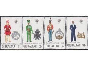 Gibraltar 0289 0292