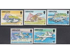 Gibraltar 0378 0382